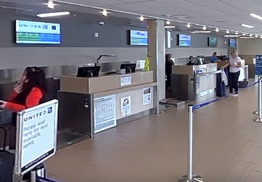 Airline Counters